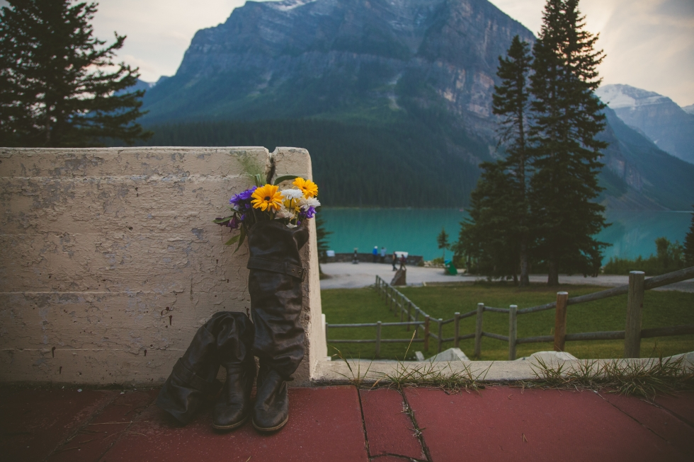 Banff wedding, Banff styled shoot