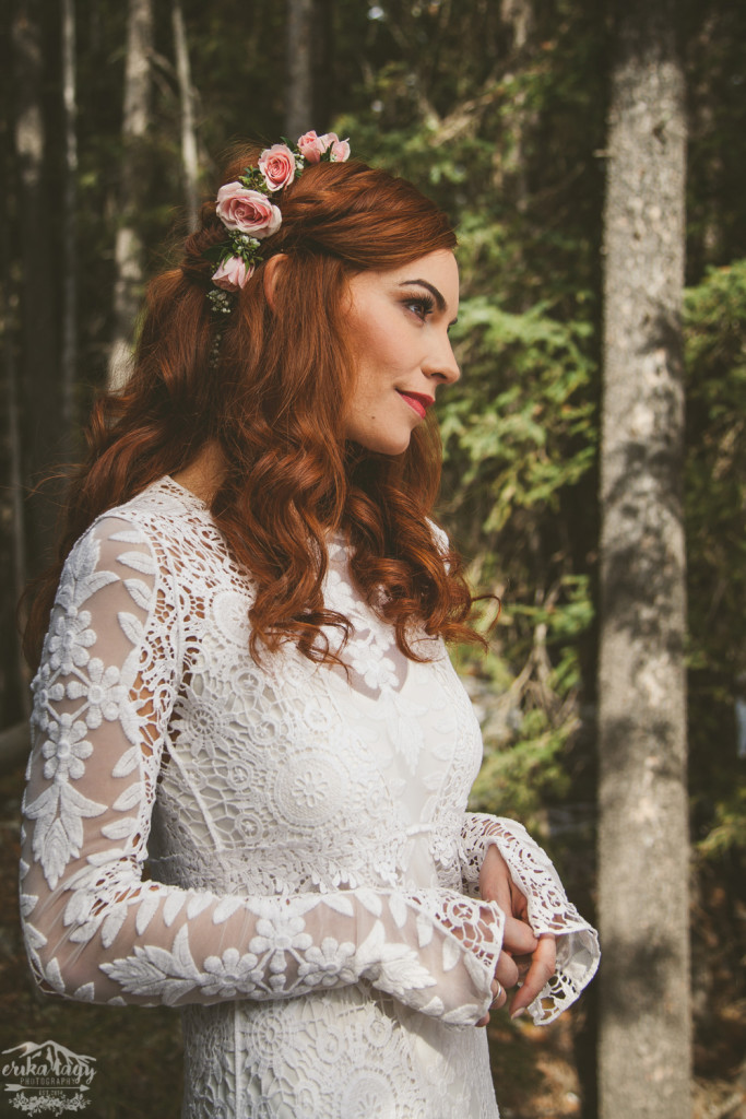 Banff elopement, Banff styled shoot