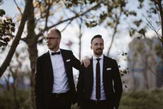 Tom Campbell Hill Wedding, Lake House wedding, Calgary wedding